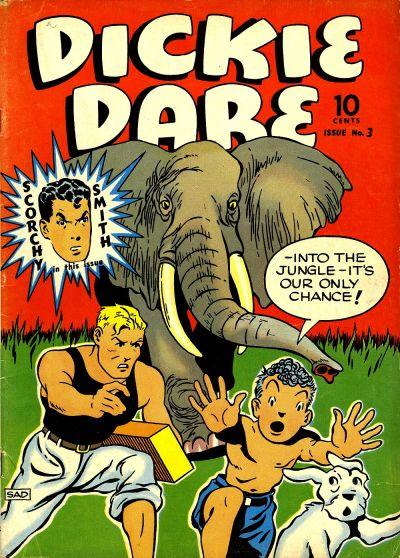 Dickie Dare Vol 1 3