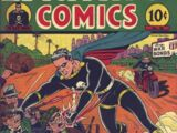 Exciting Comics Vol 1 38