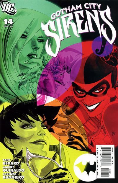 Gotham City Sirens Vol 1 14