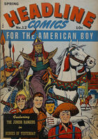 Headline Comics Vol 1 12