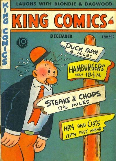 King Comics Vol 1 80