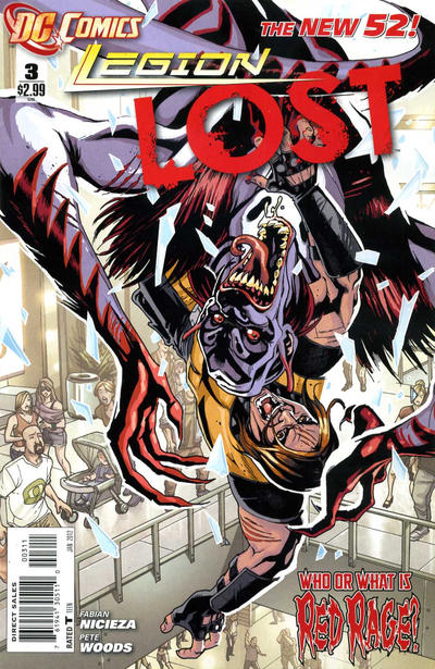 Legion Lost Vol 2 3