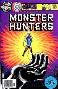 Monster Hunters Vol 1 14