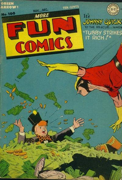 More Fun Comics Vol 1 100