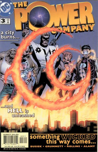 Power Company Vol 1 3