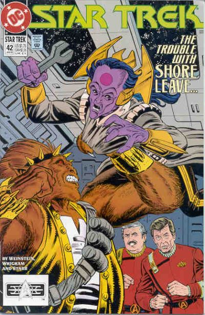 Star Trek (DC) Vol 2 42