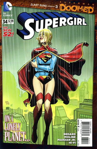Supergirl Vol 6 34