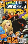 Supergirl and the Legion of Super-Heroes Vol 1 20