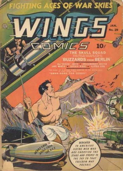 Wings Comics Vol 1 29
