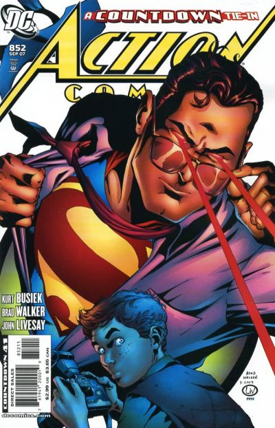 Action Comics Vol 1 852
