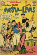 Adventures of Dean Martin and Jerry Lewis Vol 1 37