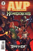 Aliens vs. Predator Xenogenesis Vol 1 4