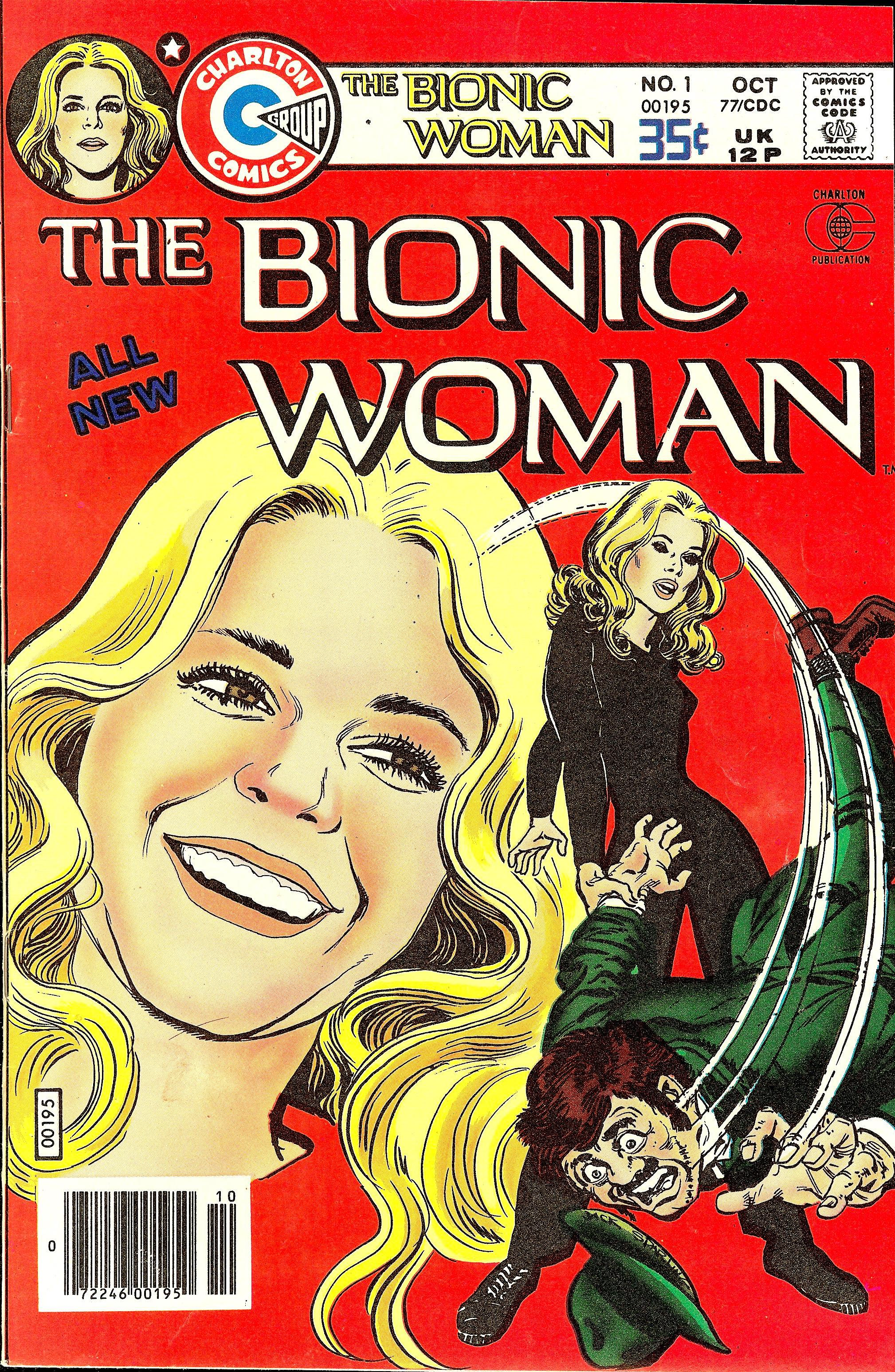 The Bionic Woman Vol 1 1