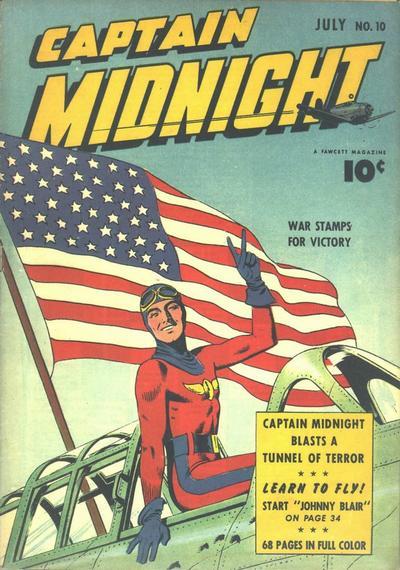 Captain Midnight Vol 1 10