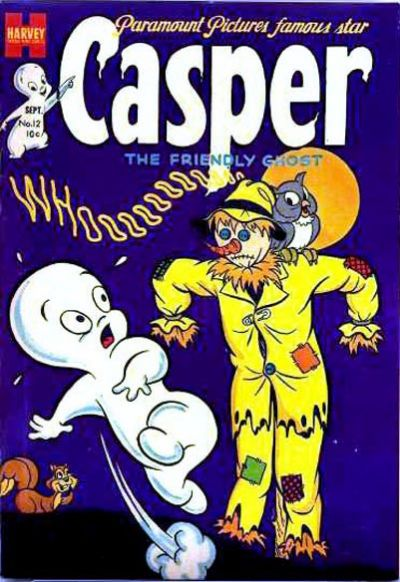 Casper, the Friendly Ghost Vol 1 12