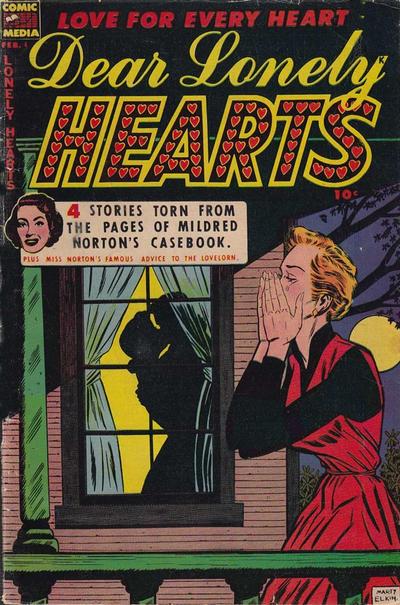 Dear Lonely Hearts Vol 1 4