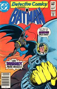 Detective Comics Vol 1 518