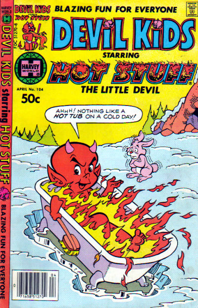 Devil Kids Starring Hot Stuff Vol 1 104