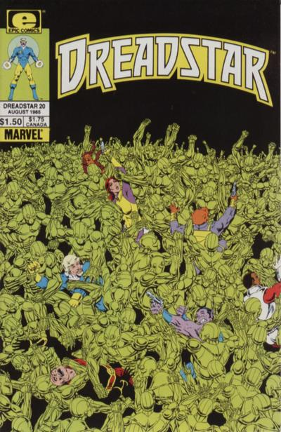 Dreadstar Vol 1 20