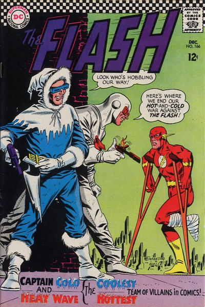 Flash Vol 1 166