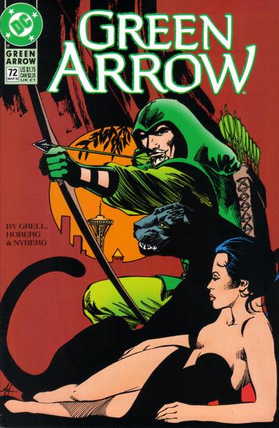 Green Arrow Vol 2 72