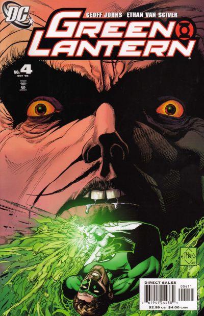 Green Lantern Vol 4 4
