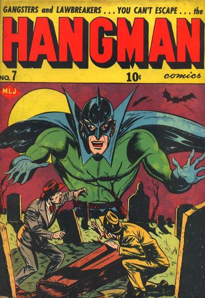 Hangman Comics Vol 1 7