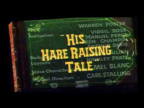 His Hare-Raising Tale