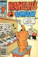 Heathcliff's Funhouse Vol 1 9 Newsstand