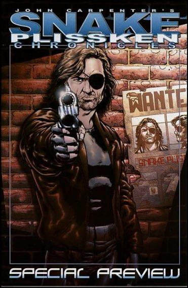 John Carpenter's Snake Plissken Chronicles Vol 1 0