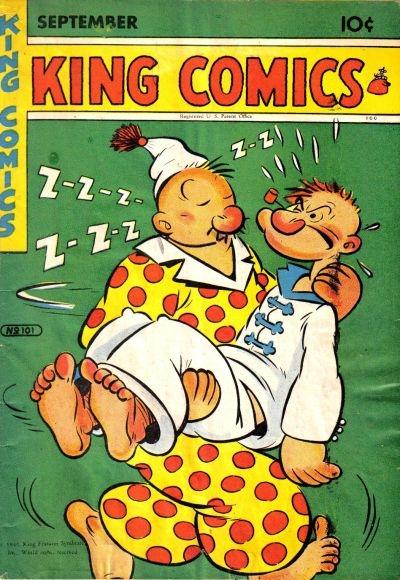 King Comics Vol 1 101