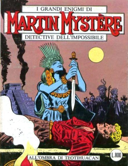 Martin Mystère Vol 1 12