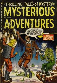 Mysterious Adventures Vol 1 22