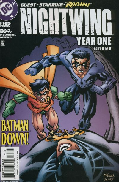 Nightwing Vol 2 105