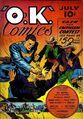 O.K. Comics Vol 1 1