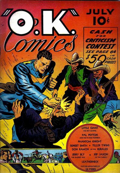 O.K. Comics Vol 1