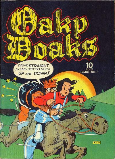 Oaky Doaks Vol 1