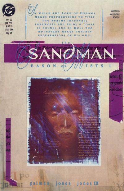 Sandman Vol 2 22