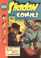 Shadow Comics Vol 1 5