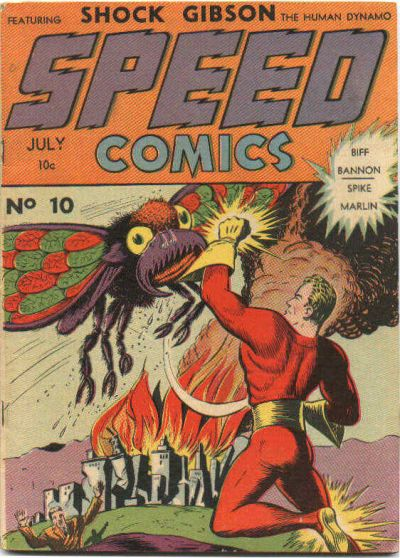 Speed Comics Vol 1 10