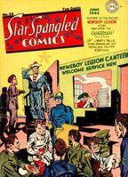 Star-Spangled Comics Vol 1 33