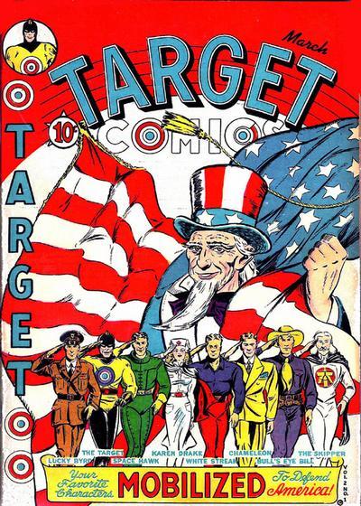 Target Comics Vol 1 13
