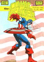 The Comic Reader Vol 1 204