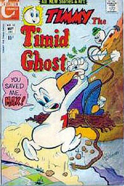 Timmy the Timid Ghost Vol 2 22