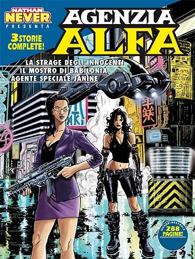 Agenzia Alfa Vol 1 24