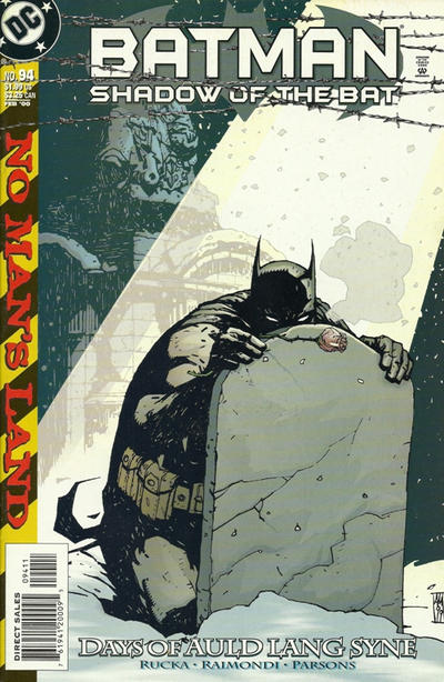 Batman: Shadow of the Bat Vol 1 94