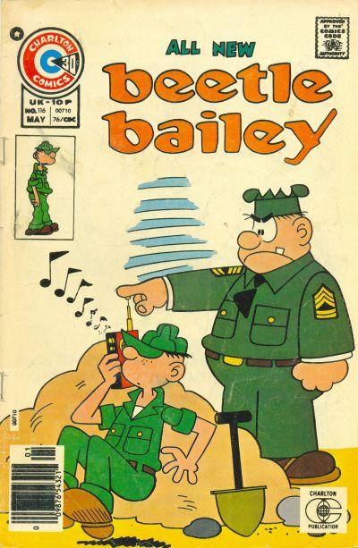 Beetle Bailey Vol 1 116