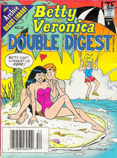 Betty and Veronica Double Digest Magazine Vol 1 52