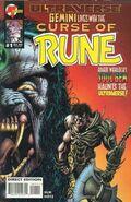 Curse of Rune Vol 1 1-B