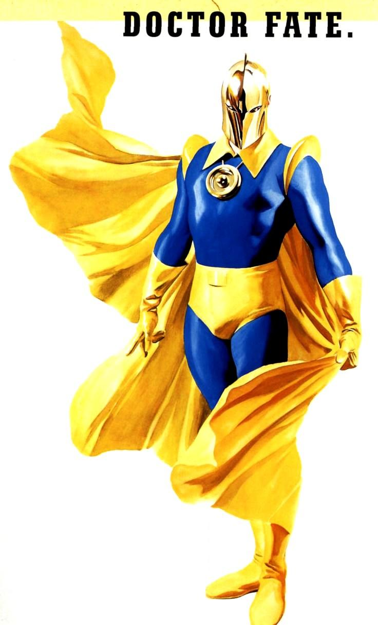 Doctor Fate Publication History